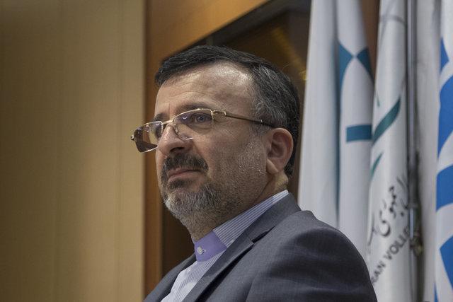 داورزنی: افق اهداف فدراسیون حضور بانوان والیبال ایران در گرند پریکس است
