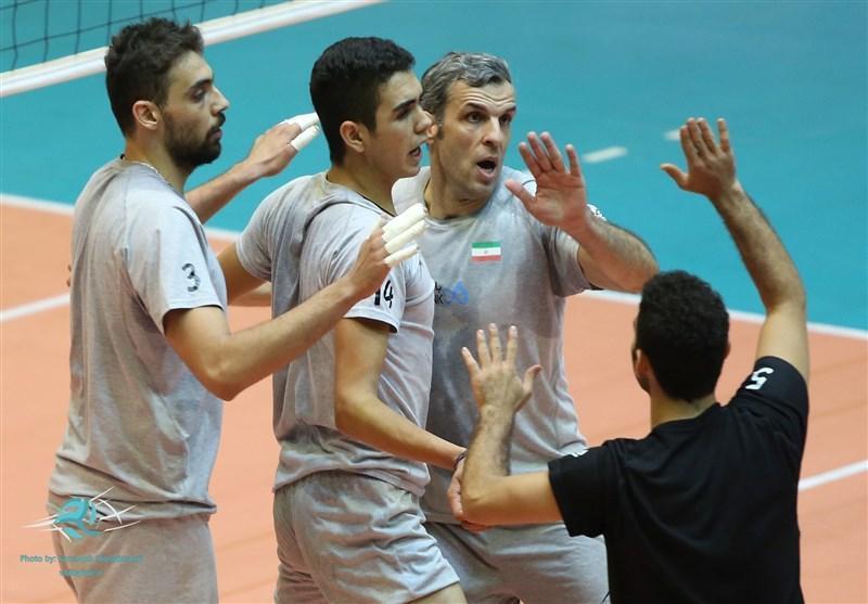 بازیکنان اعزامی تیم والیبال ب ایران معین شدند